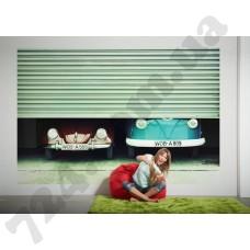 Интерьер Volkswagen Артикул 470580 интерьер 4