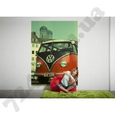 Интерьер Volkswagen Артикул 470581 интерьер 4