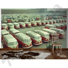 Интерьер Volkswagen Артикул 470583 интерьер 5