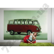 Интерьер Volkswagen Артикул 470584 интерьер 4