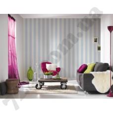 Интерьер Let´s get stripy 2 Артикул 919236 интерьер 1