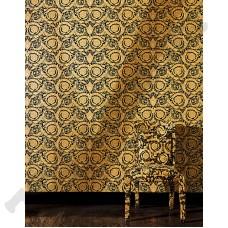 Интерьер Versace Wallpaper Артикул 935834 интерьер 1