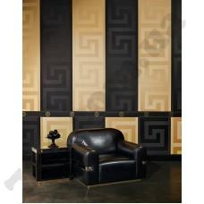 Интерьер Versace Wallpaper Артикул 935232 интерьер 1