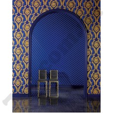 Интерьер Versace Wallpaper Артикул 935681 интерьер 1