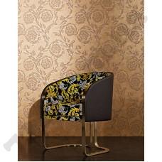 Интерьер Versace Wallpaper Артикул 935882 интерьер 1