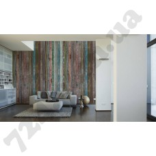 Интерьер Wallpaper Артикул 036710 интерьер 2