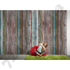 Интерьер Wallpaper Артикул 036710 интерьер 4