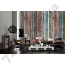 Интерьер Wallpaper Артикул 036710 интерьер 6