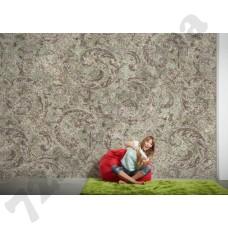 Интерьер Wallpaper Артикул 036740 интерьер 4