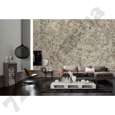 Интерьер Wallpaper Артикул 036740 интерьер 6