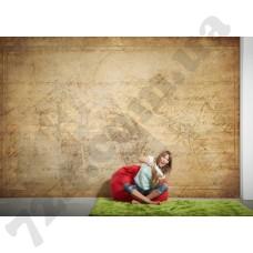 Интерьер Wallpaper Артикул 036760 интерьер 4