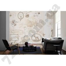 Интерьер Wallpaper Артикул 036800 интерьер 3