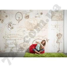 Интерьер Wallpaper Артикул 036800 интерьер 4