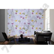 Интерьер Wallpaper Артикул 036810 интерьер 3