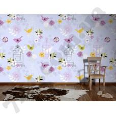 Интерьер Wallpaper Артикул 036810 интерьер 5