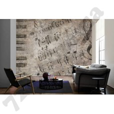 Интерьер Wallpaper Артикул 036820 интерьер 3