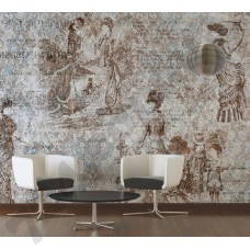 Интерьер Wallpaper Артикул 036830 интерьер 1