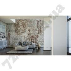 Интерьер Wallpaper Артикул 036830 интерьер 2