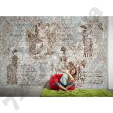 Интерьер Wallpaper Артикул 036830 интерьер 4