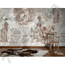 Интерьер Wallpaper Артикул 036830 интерьер 5
