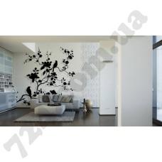 Интерьер Wallpaper Артикул 036850 интерьер 2