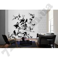 Интерьер Wallpaper Артикул 036850 интерьер 3