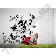 Интерьер Wallpaper Артикул 036850 интерьер 4