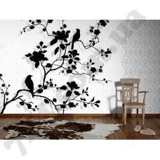 Интерьер Wallpaper Артикул 036850 интерьер 5