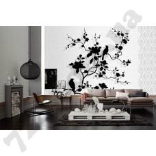 Интерьер Wallpaper Артикул 036850 интерьер 6