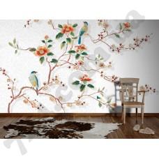 Интерьер Wallpaper Артикул 036860 интерьер 5