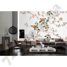 Интерьер Wallpaper Артикул 036860 интерьер 6