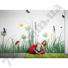 Интерьер Wallpaper Артикул 036870 интерьер 4