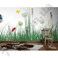 Интерьер Wallpaper Артикул 036870 интерьер 5