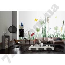 Интерьер Wallpaper Артикул 036870 интерьер 6