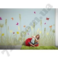 Интерьер Wallpaper Артикул 036880 интерьер 4