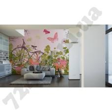Интерьер Wallpaper Артикул 036910 интерьер 2