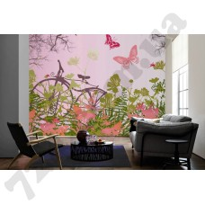 Интерьер Wallpaper Артикул 036910 интерьер 3