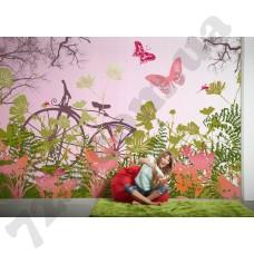 Интерьер Wallpaper Артикул 036910 интерьер 4
