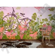 Интерьер Wallpaper Артикул 036910 интерьер 5