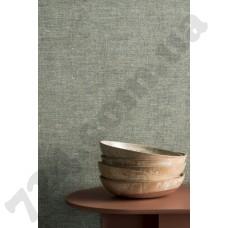 Интерьер Linen Stories Серые обои под текстиль
