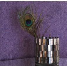 Интерьер Signature фиолетовые обои