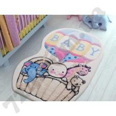 Коврик в детскую комнату Confetti Air BaloonBlue