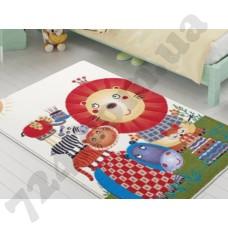 Коврик в детскую комнату Confetti Lion KingOrange