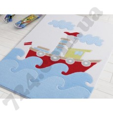 Коврик в детскую комнату Confetti Baby ShipBlue