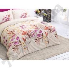 Комплект постельного белья Halley Home Flower v2
