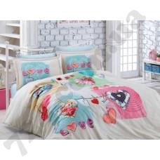 Комплект постельного белья Halley Home Ruya