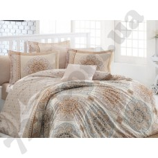 Комплект постельного белья Halley Home Sahra v2