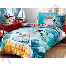 Комплект постельного белья Halley Home Malibu