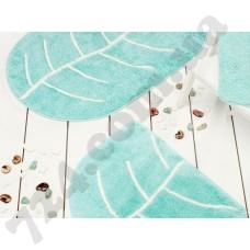 Коврик для ванной Chilai Home YAPRAKMINT