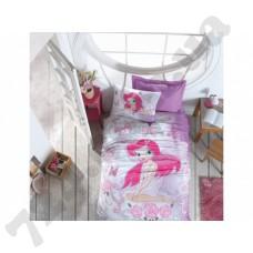 Подростковое постельное белье Cotton Box FAIRYLILA